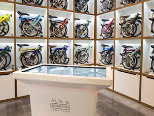 Apre il Brompton Junction Covent Garden di Londra, il sesto nel mondo.